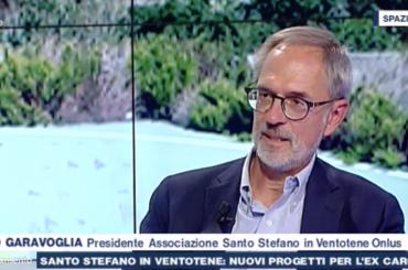 Il presidente Guido Garavoglia nel servizio del programma Spaziolibero su Rai3