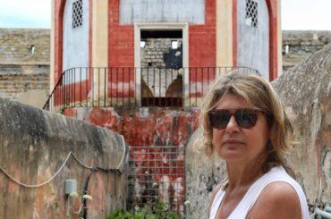Silvia Costa, commissario straordinario del governo per il recupero dell'ex carcere di Santo Stefano in Ventotene
