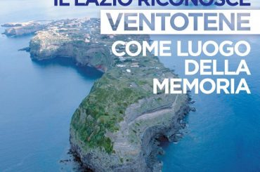 L'immagine nel post di Nicola Zingaretti, presidente della Regione Lazio