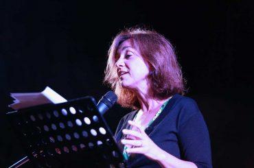 La giornalista, conduttrice televisiva e  scrittrice Daria Bignardi